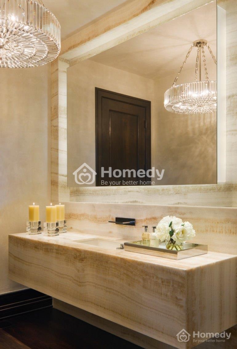 phòng tắm hài hòa