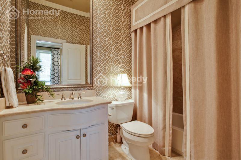 phòng tắm trang nhã