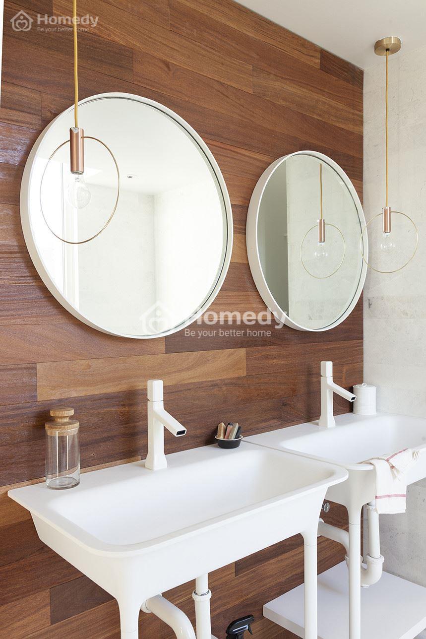 phòng tắm nhẹ nhàng