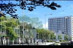 Dự án Khu dân cư Hai Thành - Tên Lửa cung cấp 135 căn nhà phố vườn liên kế, liên lập, 352 căn hộ cùng khu Thương mại – Dịch vụ, trường mẫu giáo, công viên và khu sinh hoạt cộng đồng.