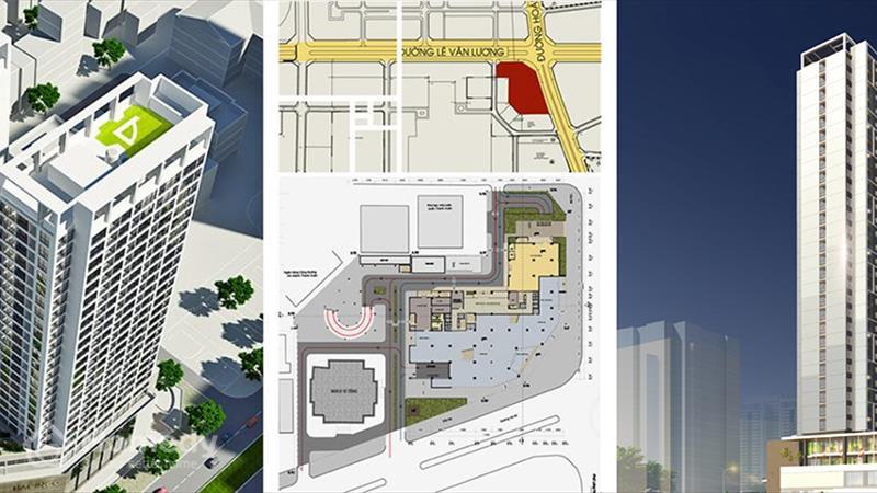 Dự án Hacinco Complex - Hà Nội Center Point - ảnh giới thiệu