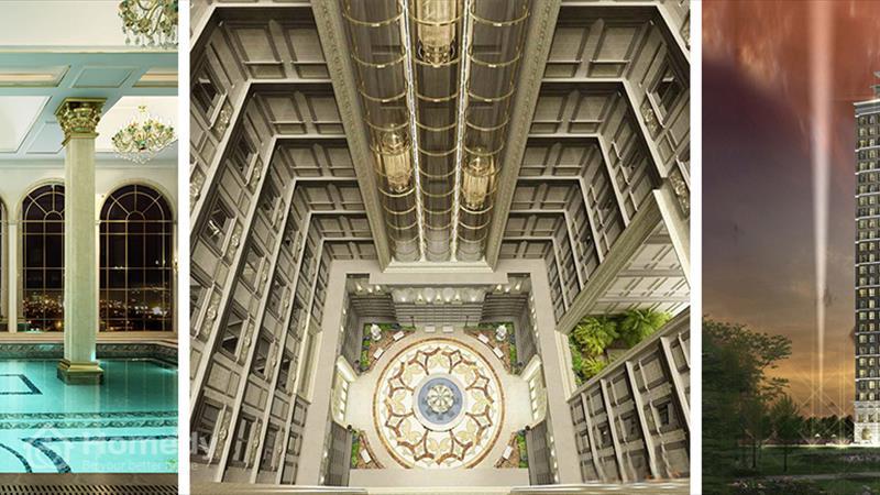 Dự án D'. Palais De Louis Hà Nội - ảnh giới thiệu
