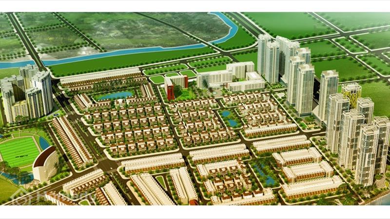 Dự án Khu đô thị Him Lam Kênh Tẻ - ảnh giới thiệu