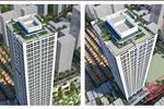 Chung cư cao cấp Hanoi Landmark 51 mới đổi tên thành Tokyo Tower với 51 tầng trên lô đất có tổng diện tích gần 4.600 m2, là điểm nhấn cho cảnh quan đô thị tại quận Hà Đông, thành phố Hà Nội.