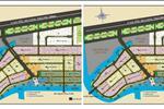 Khu dân cư được quy hoạch theo tiêu chuẩn hiện đại, hệ thống giao thông đường liên khu vực và đường nội bộ được tráng nhựa, lộ giới 16 m, 12 m, 10 m, thuận lợi cho cư dân di chuyển trong nội khu.