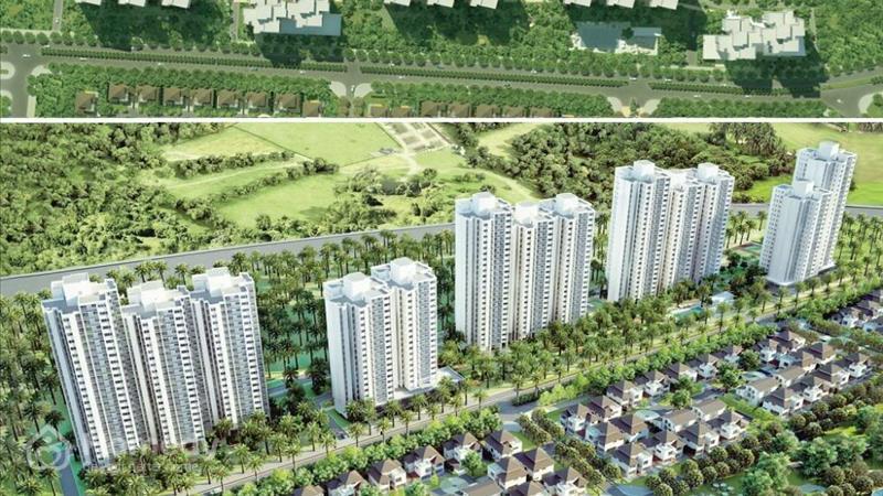 Dự án Rừng Cọ - Khu đô thị Ecopark Hưng Yên - ảnh giới thiệu