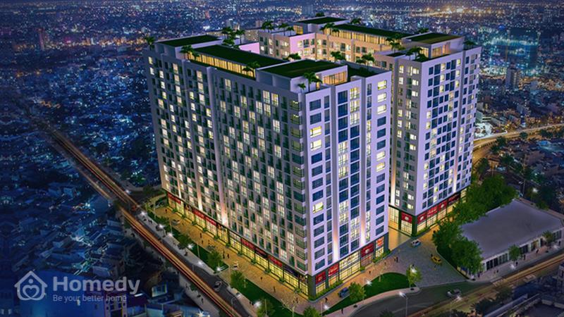Dự án Sky Center TP Hồ Chí Minh - ảnh giới thiệu
