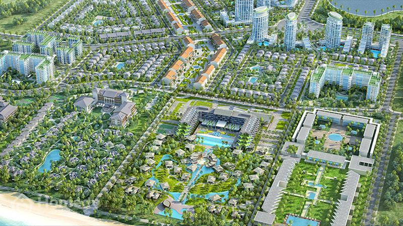 Dự án Sonasea Villas and Resorts Kiên Giang - ảnh giới thiệu