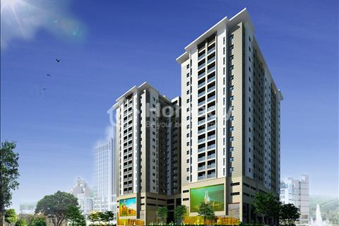 Chung cư Ruby Towers - Khu đô thị mới Định Công