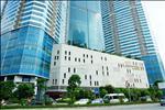 Khu chung cư cao 50 tầng gồm 922 căn hộ cao cấp nhất với các tiện ích như: Fitness center, bể bơi và khu mua sắm.