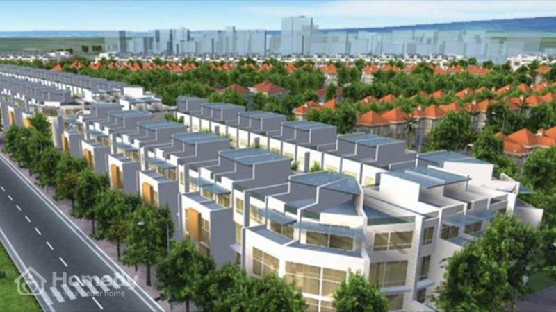 Dự án Khu đô thị Geleximco Hà Nội - ảnh giới thiệu