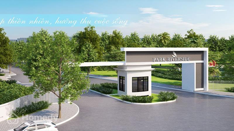 Dự án Khu dân cư cao cấp Park Riverside - ảnh giới thiệu