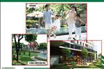 Các tiện ích nội khu như công viên, khu vui chơi trẻ em được đầu tư xây dựng giúp mang lại tiện nghi sinh hoạt cao nhất cho các hộ gia đình sinh sống tại Sài Gòn Apartment.