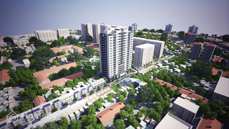 Dự án Khu đô thị mới Đại Kim Hà Nội - ảnh giới thiệu