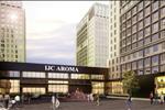Nằm trong tổ hợp căn hộ IJC Aroma còn có chuỗi cửa hàng kinh doanh cao cấp Aroma Luxury Shop với 54 shop thương mại được chia làm 3 khu chính, đáp ứng nhu cầu sinh sống của cư dân thành phố.