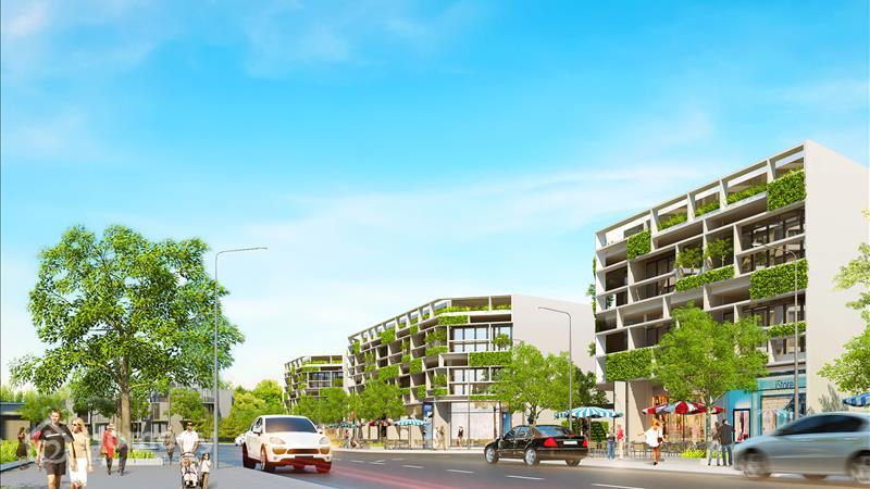 Dự án Khu nhà phố Citibella - Khu đô thị Cát Lái TP Hồ Chí Minh - ảnh giới thiệu