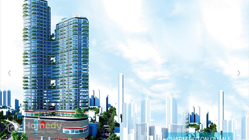 Dự án Charmington Plaza TP Hồ Chí Minh - ảnh giới thiệu