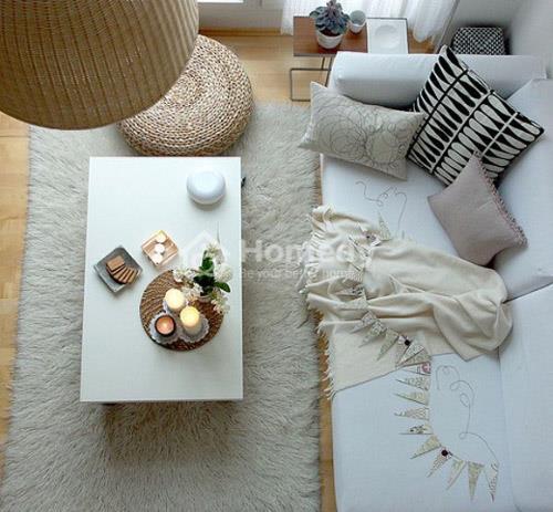 phòng khách nhà đẹp