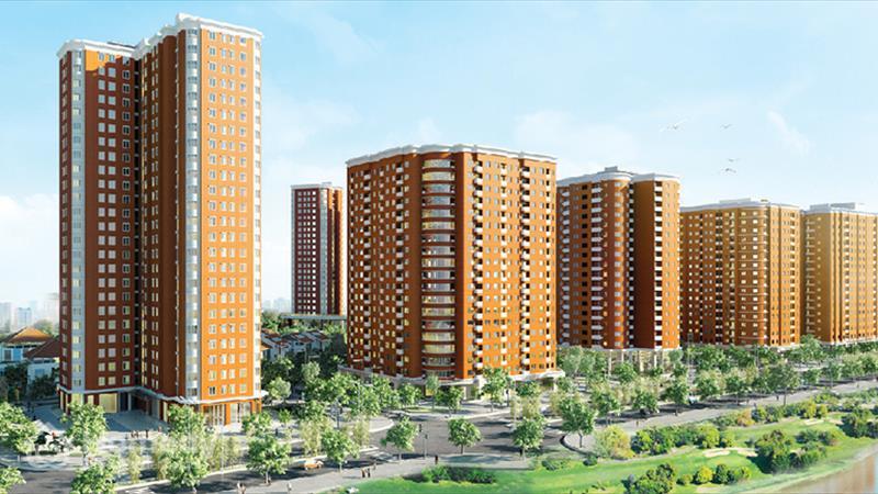 Dự án Khu đô thị mới Nghĩa Đô Hà Nội - ảnh giới thiệu