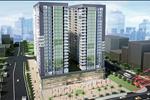 Căn hộ được thiết kế gồm 4 block, cao 22 tầng, diện tích các căn hộ phù hợp với nhu cầu cư dân muốn tìm kiếm không gian sống hiện đại và năng động.