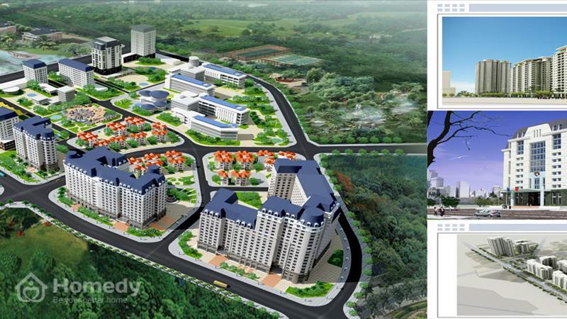 Dự án Khu đô thị mới Cổ Nhuế - ảnh giới thiệu