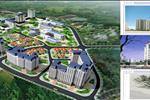 Phối cảnh tổng thể khu đô thị Cổ Nhuế