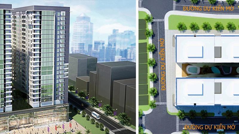 Dự án Oriental Plaza Âu Cơ TP Hồ Chí Minh - ảnh giới thiệu