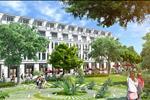 Khu nhà phốthương mại Shophouse Vincom Lê Thánh Tôngđược thiết kế theo phong cách tân cổ điển tiêu chuẩn chất lượng 5 sao.