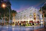 Việc kết hợp mô hình trung tâm thương mại với khu phức hợp nhà ở thương mại shop house hứa hẹn đưa tổ hợp Vincom Lê Thánh Tôngtrở thành điểm đến vui chơi giải trí độc đáo chothành phố Hải Phòng.
