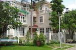 """Dư án được quy hoạch như một tập hợp các """"Resort"""" với những khu biệt thự phố vườn, biệt thự đơn lậpsang trọng và đa phong cách."""