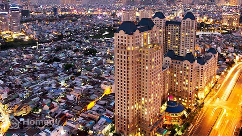 Dự án The Manor TP Hồ Chí Minh - ảnh giới thiệu