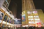 """Trung tâm thương mại Vincom được mệnh danh là """"Thiên đường mua sắm của Việt Nam"""" nằm trên 5 tầng đế của 3 tòa tháp Vincom."""
