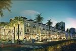 Hạ Long Marine Plaza được xây dựng dựa trên ý tưởng về một khu phố sầm uất nhằm đáp ứng nhu cầu mua sắm, giải trí và ẩm thực tại Hạ Long. Mỗi căn hộ tại đây gồm 3,5 tầng có diện tích từ 299 m2 đến 368 m2, trong đó toàn bộ tầng trệt đều được thiết kế để làm mặt tiền kinh doanh, tầng 2 và 3 dùng để phục vụ cho các hoạt động sinh hoạt, tầng 4 là không gian cho phòng thờ, sân phơi.