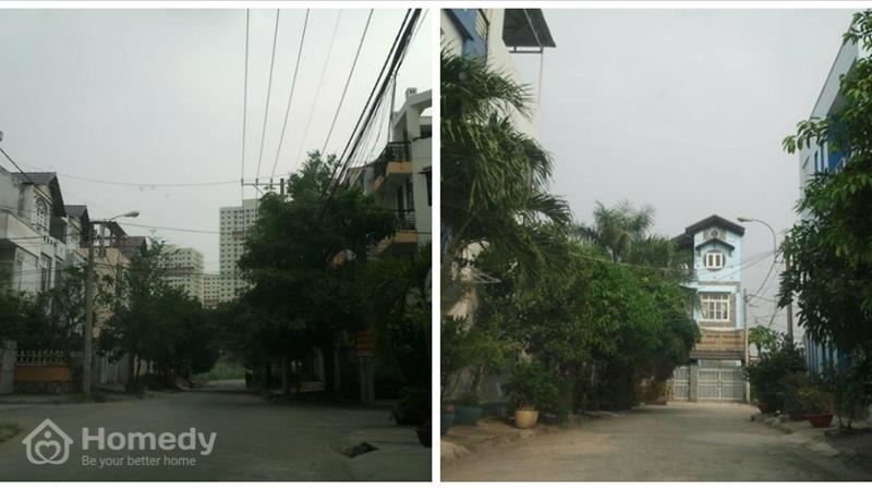 Dự án Khu dân cư Tân Thành Lập TP Hồ Chí Minh - ảnh giới thiệu