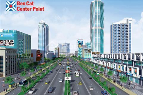 Khu thương mại, dịch vụ BenCat Center Point