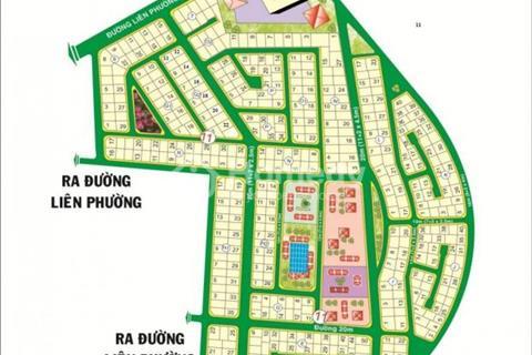 Khu dân cư Phú Nhuận - Phước Long B