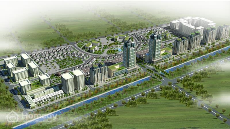 Dự án Khu đô thị Đặng Xá 1 Hà Nội - ảnh giới thiệu