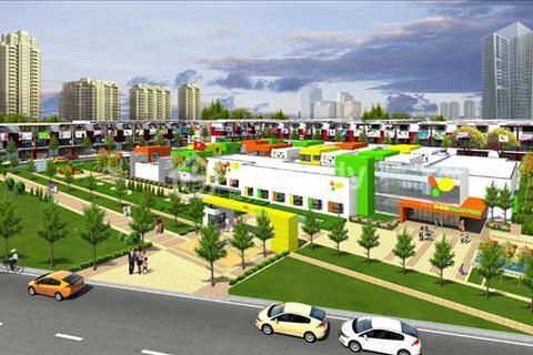 Khu đô thị The Mall City II