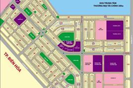 Khu đô thị thương mại Lavender City