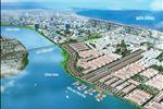 Sky Han River là khu biệt thự có quy mô lớn nhất trong các khu đô thị quy hoạch ven hai bờ Sông Hàn với hơn 70 ha. Dự án nằm ngay cạnh bãi tắm biển Mỹ Khê (một trong sáu bãi biển quyến rũ nhất hành tinh do Forbes bình chọn.)