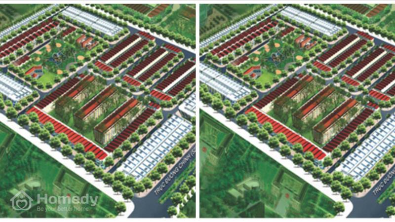 Dự án Khu dân cư Tiến Thành Bình Phước - ảnh giới thiệu