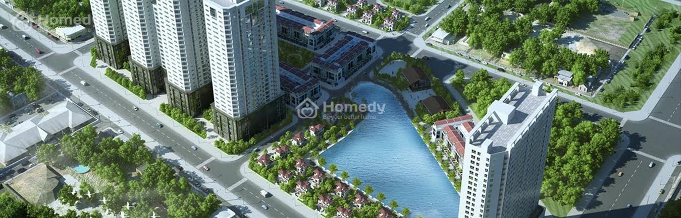 Chung cư - Khu đô thị FLC Garden City