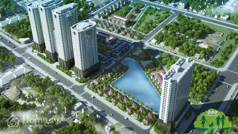 Dự án Khu đô thị FLC Garden City Hà Nội - ảnh giới thiệu