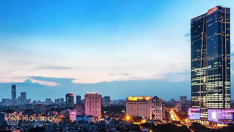 Dự án Lotte Center Hà Nội Hà Nội - ảnh giới thiệu