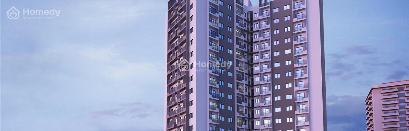 Chung cư Happy Star Tower