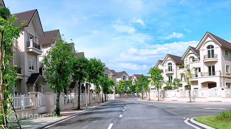 Dự án Khu đô thị Vinhomes Riverside Hà Nội - ảnh giới thiệu