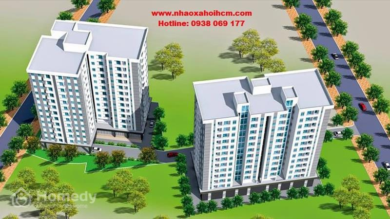 Dự án Khu nhà ở HQC Phú Tài - ảnh giới thiệu