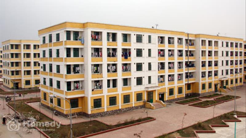 Dự án Khu nhà ở cho công nhân Đông Anh Hà Nội - ảnh giới thiệu