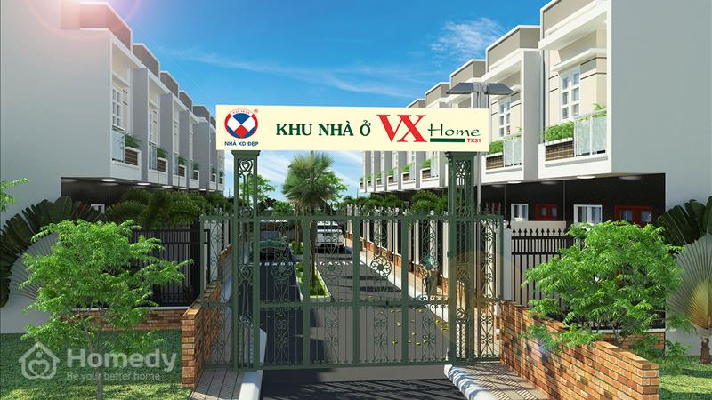 Dự án Khu nhà phố Vạn Xuân Home TX31 TP Hồ Chí Minh - ảnh giới thiệu
