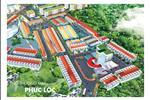 Dự án được chia thành 3 phân khu và triển khai theo 3 giai đoạn: Phố thương mại Phúc Lộc, phố thương mại Phúc Hưng, khu nghỉ dưỡng Phúc Long.